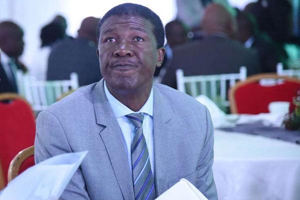 Treasury Chief Administrative Secretary Nelson Gaichuhie on July 11, 2019