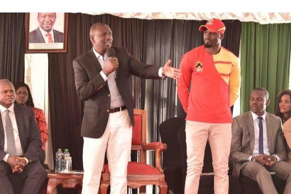 How Mariga and Hon. Nixon Korir are fooling Kibra residents
