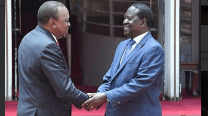 Respect owners of political parties, ODM will collapse without Raila, so does Jubilee without Uhuru