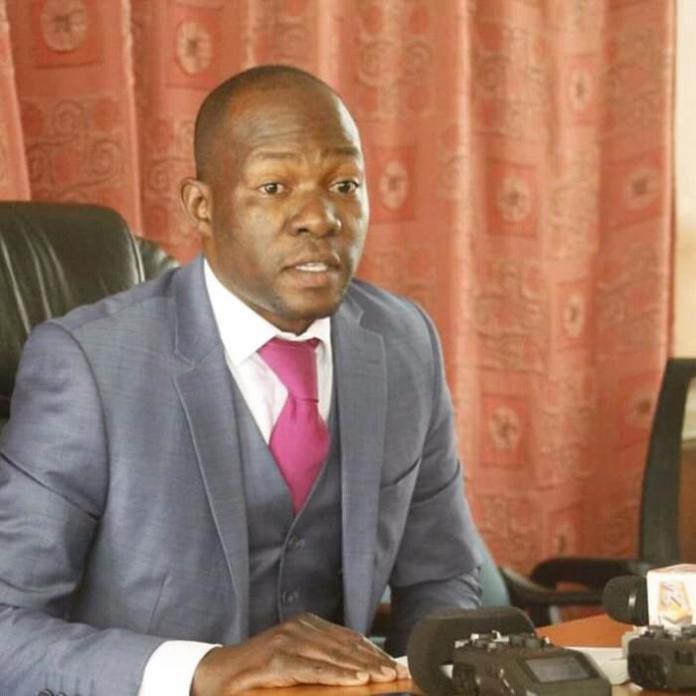 Saboti MP Caleb Amisi