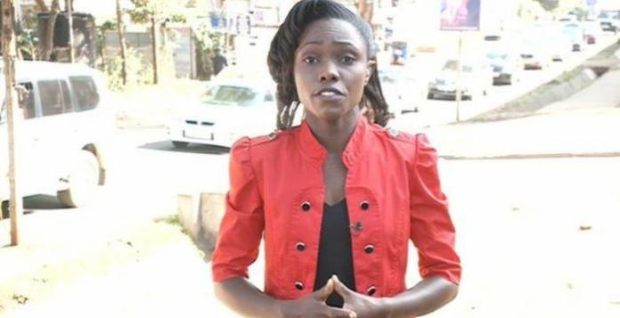 BBC Deputy Editor and Senior Africa Correspondent Anne Soy. She was recently arrested at KICC
