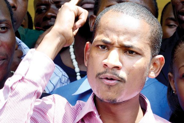 MP Babu Owino defends Governor Mike Sonko on corruption claims