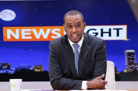Hussein Mohamed interviewed Kenyas most powerful politicians during his 10-year service at Citizen TV