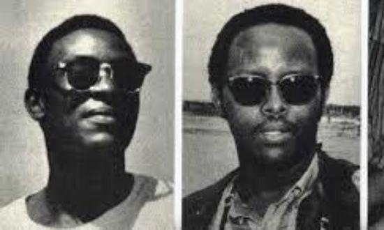 Hos Maina and Antony Macharia.