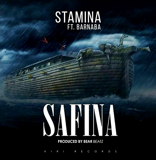 Stamina Ft Barnaba – Safina