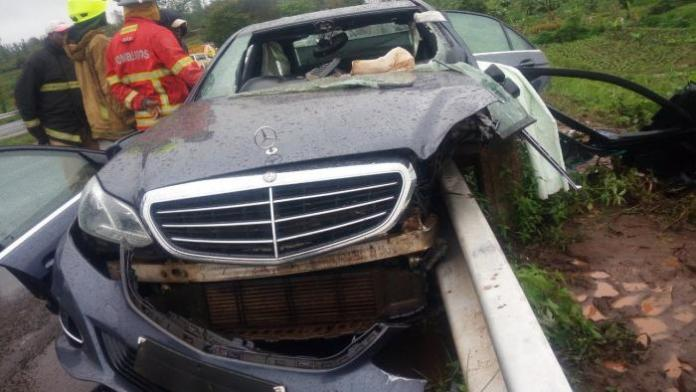 Deceased Nyeri Governor Wahome Gakuru passed on on Nov 7, 2017 after his vehicle was involved in an accident on the way to Nairobi.