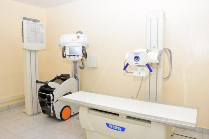 Medical equipment at Othaya Teaching and Referral Hospital