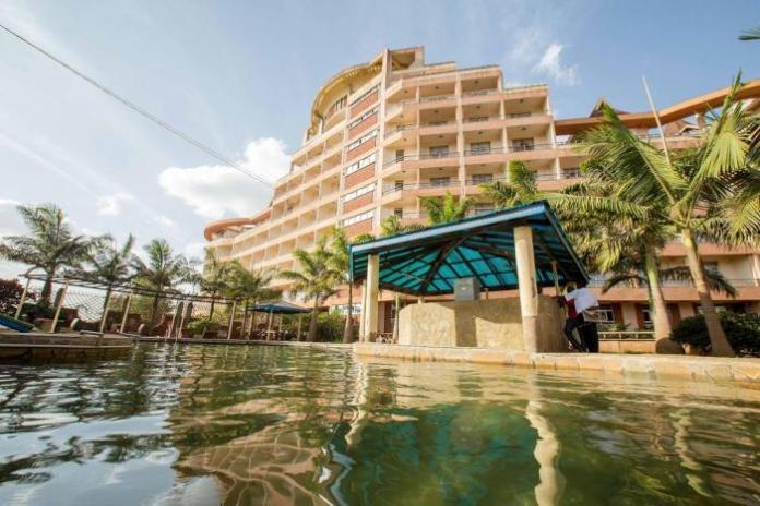 Ruiru Rainbow Resort in Ruiru Town, Kiambu County.