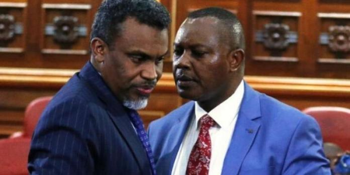 DCI Kinoti Angered by Haji's Sabotage in Crucial Case
