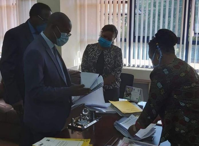 Drama at RPP as Hon Wamunyinyi files papers, Wetangula officially KICKED OUT !