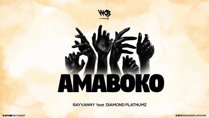 Rayvanny Ft Diamond Platnumz – Amaboko