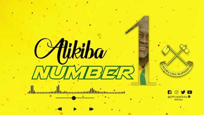 Alikiba -Number 1