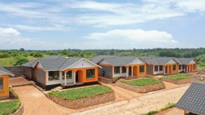 Banda Homes to Hand Over 100 Units of 3 Bedroom Bungalows to investors