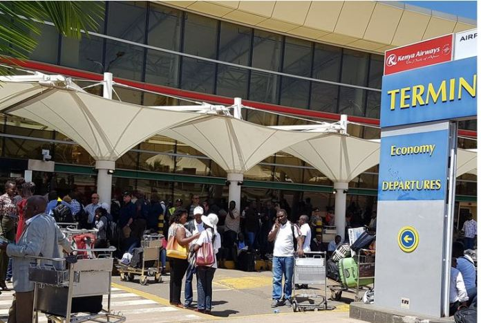 CRAZY: Kenya BLOCKS flights from Europe and USA but allows landing from China, Korea and 11 other countries