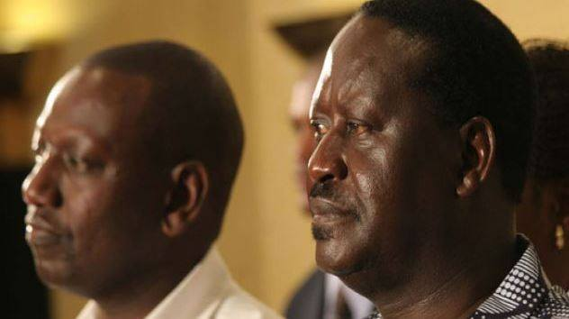 Raila scores big as Ruto abandons Kikuyus in CRA Revenue share, DP hatred against Mt Kenya exposed?