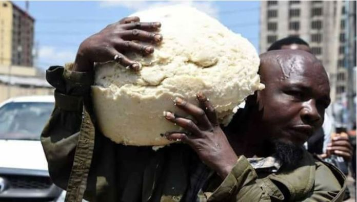 Silas Nyanchwani: Ugali was a mistake. It is lazy, tasteless, useless and so bland