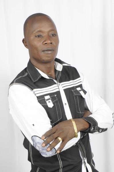 File image of Ohangla artiste Otieno Aloka