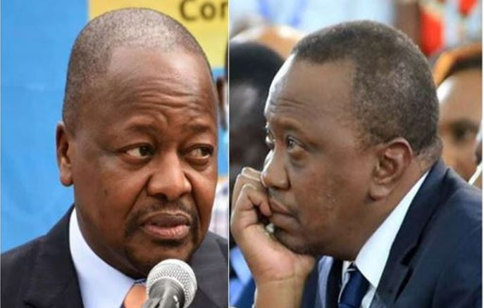 COVID19Millionares: Kenyans, For anyone to ride your back, you must bend. When will you stop bending?