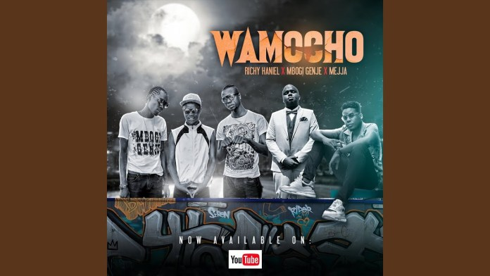 Mbogi Genje Ft Mejja & Richy Haniel – Wamocho