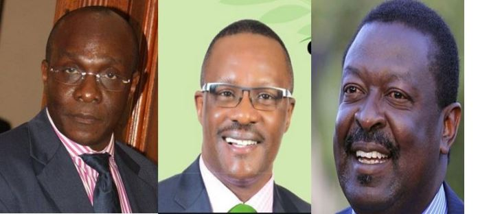 WHY Musalia Mudavadi KICKED OUT Barrack Muluka, a Ruto sympathizer