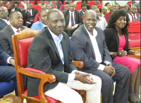 Why DP Ruto was humiliated at the PCEA church in Kiambu