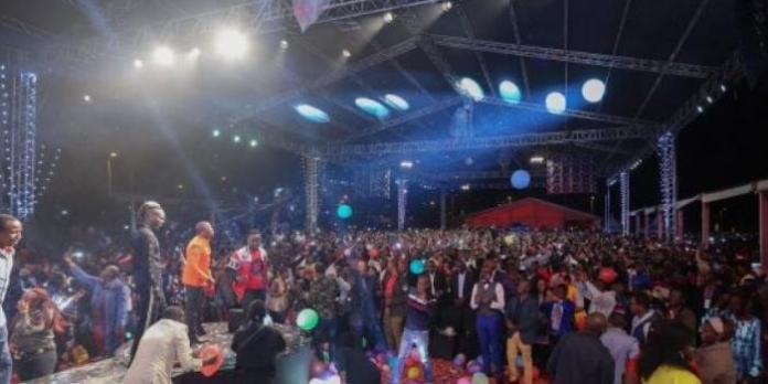 Churchill Show Comedian Rushed to Hospital in Critical Condition