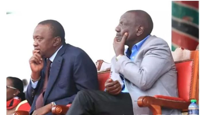 DP Ruto relationship with Uhuru is DEAD, cannot be resuscitated, Murkomen cries a river