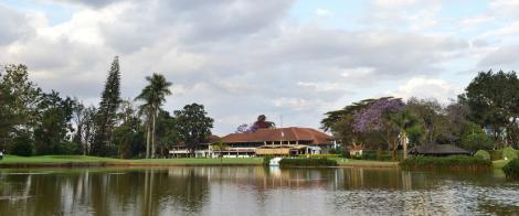 The Muthaiga Golf Club.