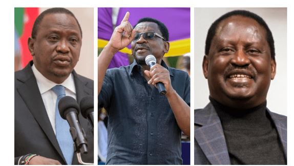 The problem with Kenya is not Uhuru, Raila or Ruto, it's the zombie voters