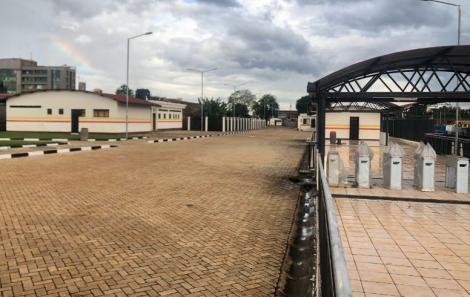Kikuyu Railway Station