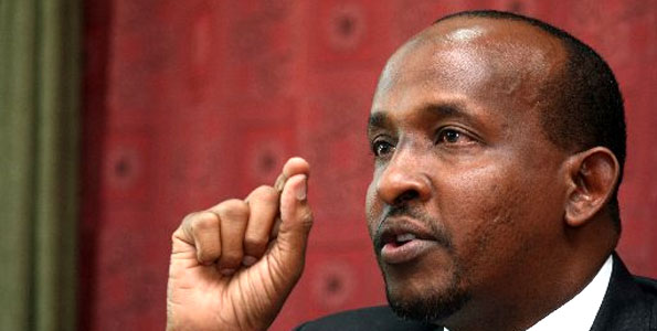 BREAKING SAD: Hon Aden Duale brother Dubow Bare dies in a tragic road accident