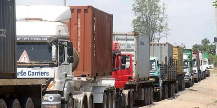 Covid-19: 4,500 Truck Drivers Stuck For Weeks [VIDEO]