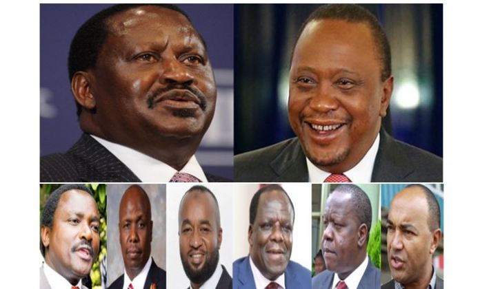Dear Ruto, stop hypocrisy, BBI is about creating positions, OPPOSE IT as you promised!