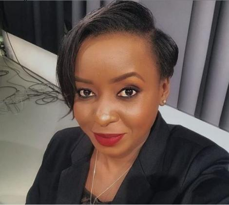 A file photo of journalist Jacque Maribe