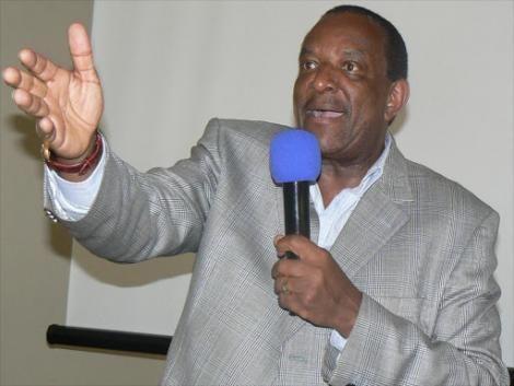 Former Minister Joe Nyaga