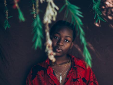 Kenyan comic Elsa Majimbo.
