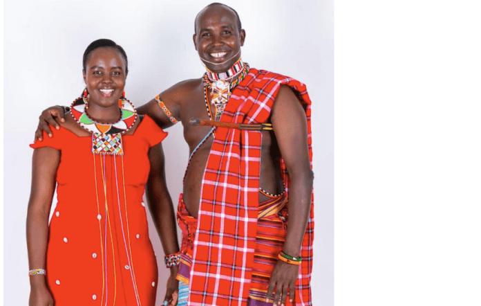 Drama: Samburu senator Hon Lelengwe DUMPS first wife, marries the second one on the same date