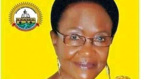 Freda Mubanda Kasse Campaign poster