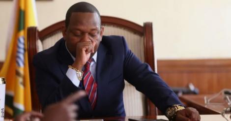 Nairobi Governor Mike Mbuvi Sonko