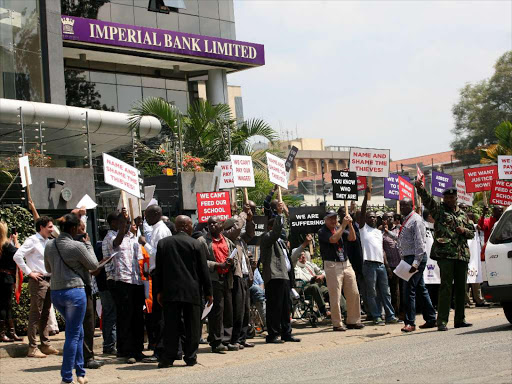 CMA To Hunt Collapsed Imperial Bank Directors Over Ksh2 Billion Bond