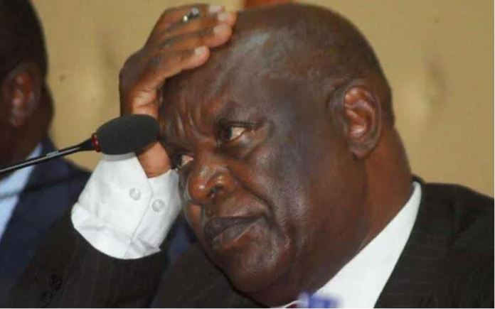 BREAKING SAD: Nyamira County Governor Nyagarama DIES of covid-19. His incompetent handlers blamed