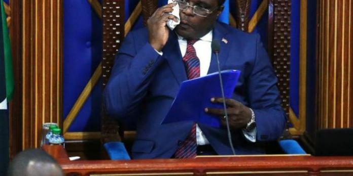 Exposed: Lusaka squandered 400 million tender from Nairobi county government, MP Ngunjiri reveals