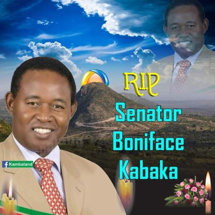 BREAKING SAD: Machakos senator Hon Kabaka DIES, hospitalised after 21 hour se3 marathon