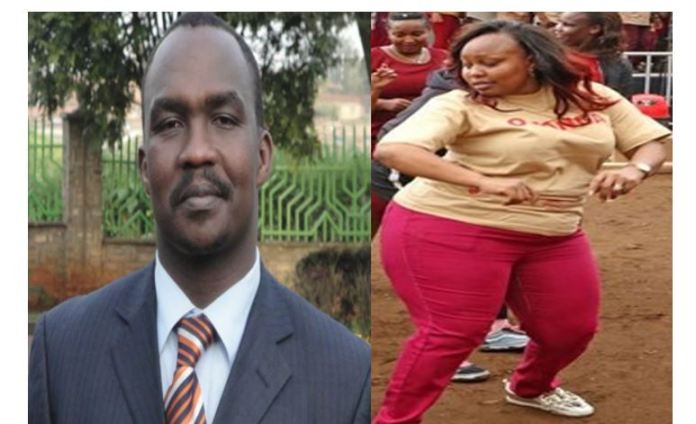 EXPOSED: Is DP Ruto speech writer Eric Ng'eno is behind abusive Hon Millicent Omanga twitter account?