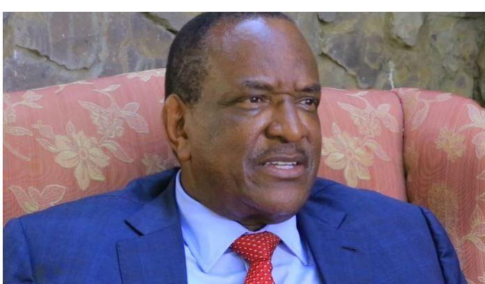 Hon Joseph Nyagah is DEAD, suspected Covid-19, Raila ally since 2007, dynasty, served as minister under Moi and Kibaki regime