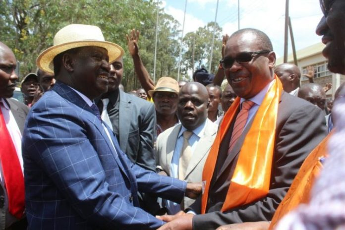 PANIC IN HOMABAY as Billionaire Kidero declares he will run for governor 2022; Mbadi, Wanga competition