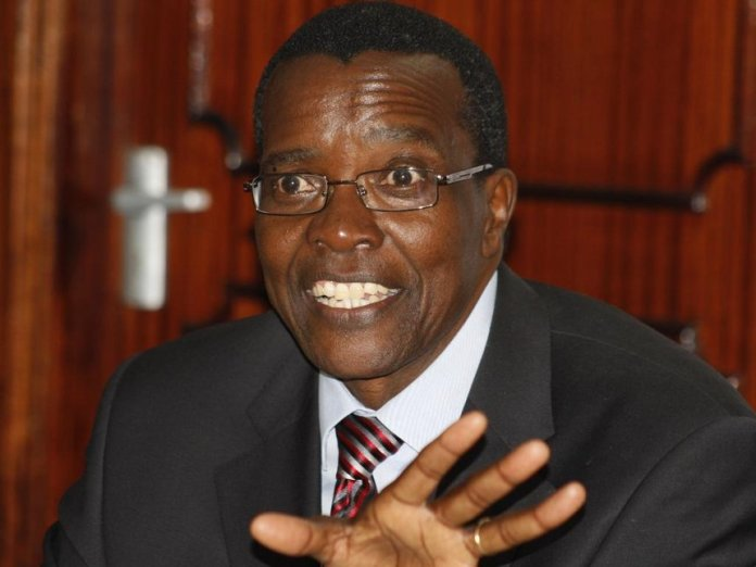 Special tribute to CJ Maraga as he leaves office today, the BEST!