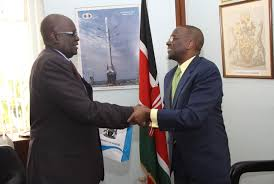 Why Magoha and CJ Willy Mutunga are living in water, very ignorant