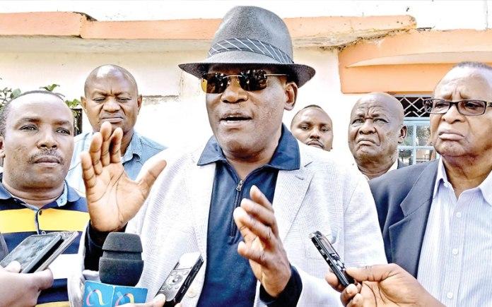 DP Ruto team promises to thrash Kalonzo in Machakos senatorial race