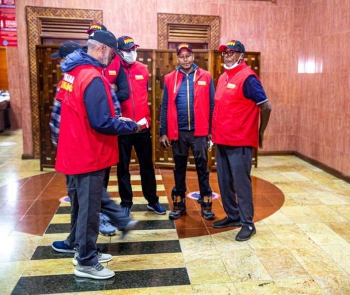 Senior Kenyans begin five-day Mt. Kilimanjaro hike to raise Sh. 5M towards feeding programme for the elderly